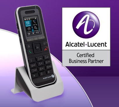 Alcatel Lucent - Certified Business Partner