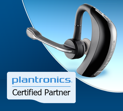 Plantronics - Certified Partner