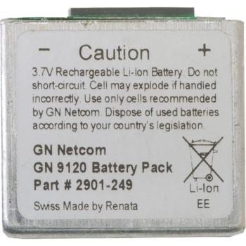 Batteria GN 9120 GN-NETCOM