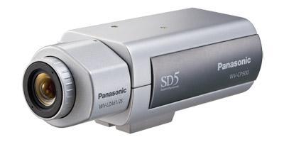 21 WV-CP504E Panasonic