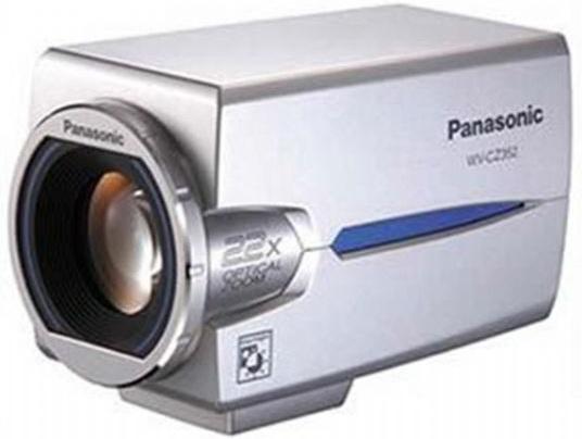21 WV-CZ362E Panasonic
