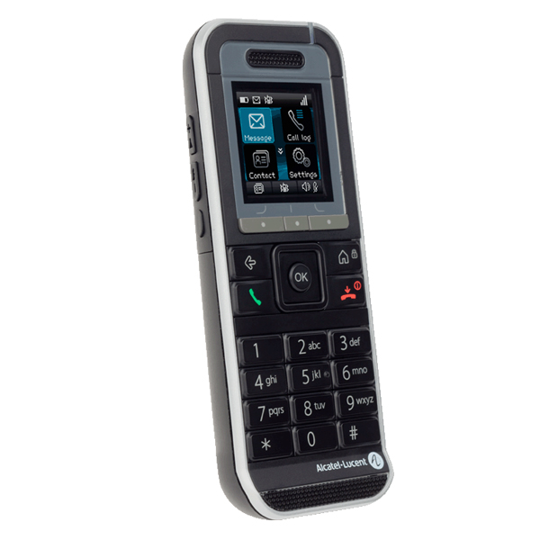 8232 DECT Handset Alcatel-Lucent