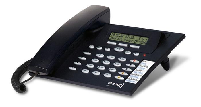 IP-S290plus blackblue ELMEG
