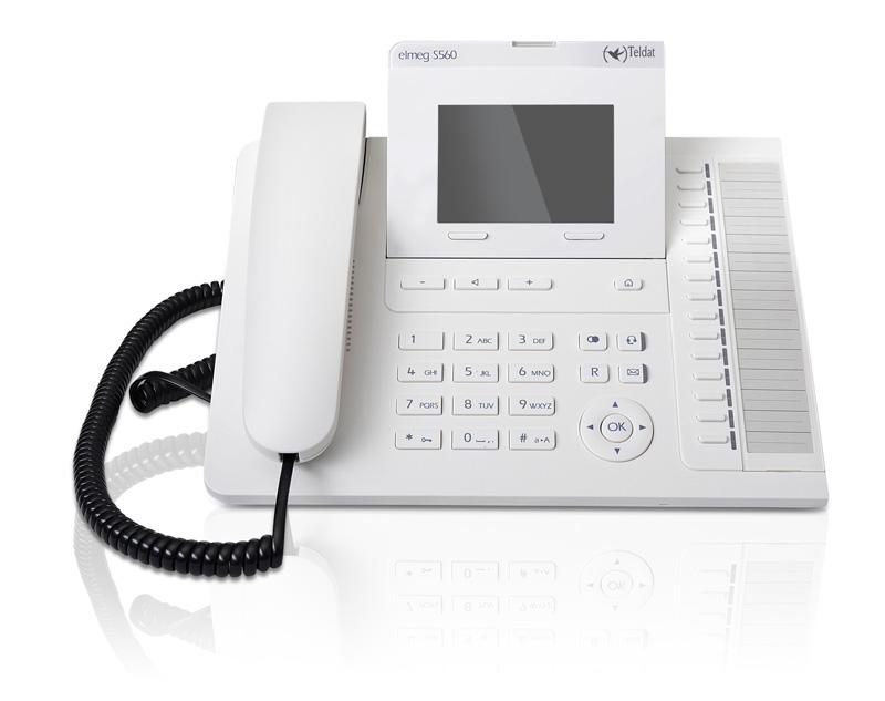 Elmeg S560 white ELMEG