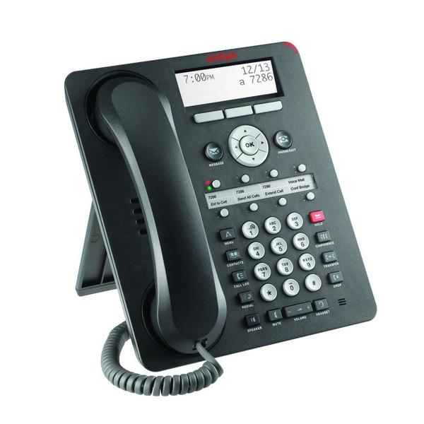 1408 Digital Deskphone Avaya