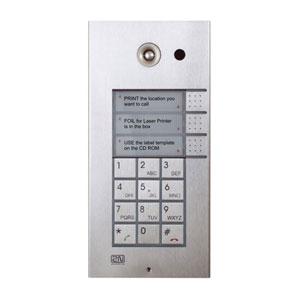 2N Helios IP 3 tasti + tastiera 2N