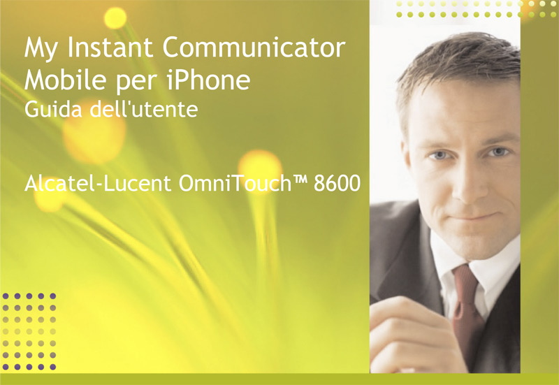 Alcatel My IC Mobile Alcatel-Lucent