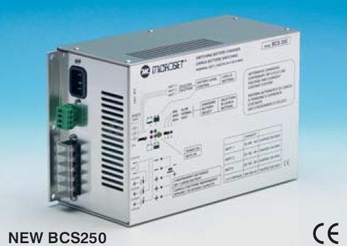 BCS 250 Microset