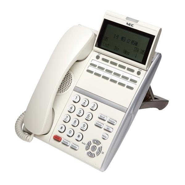 TELEFONO NEC DT430 12 TASTI BIANCO NEC