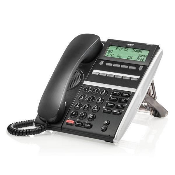 TELEFONO NEC DT410 CON DISPLAY NEC