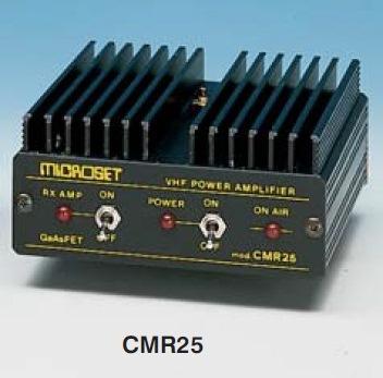 CMR 25 Microset