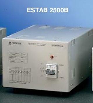 ESTAB 2500B Microset