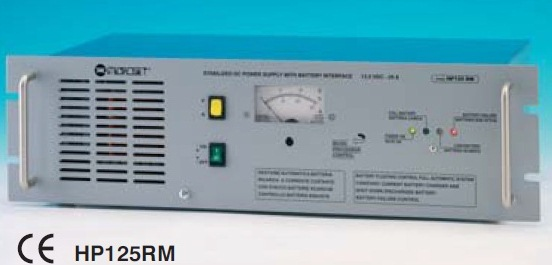 HP 125RM Microset