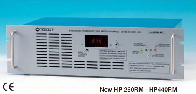 HP 410RM Microset