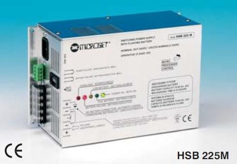 HSB 225M Microset