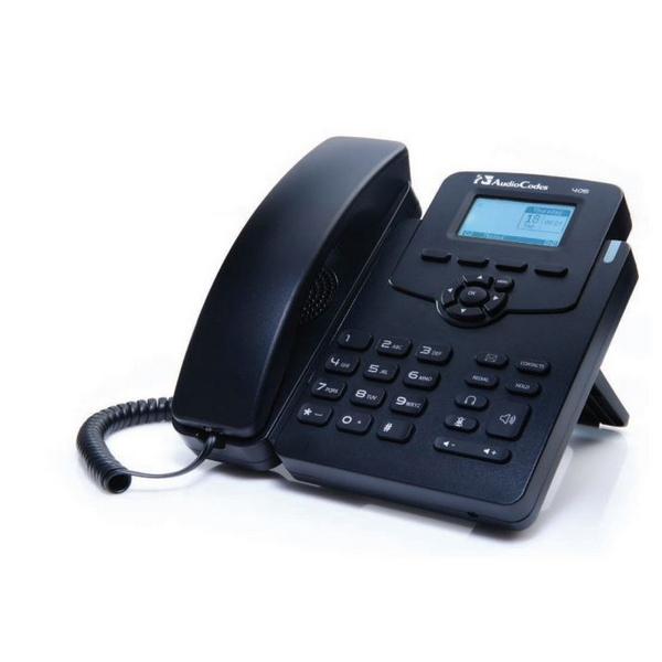405 IP-Phone PoE AUDIOCODES