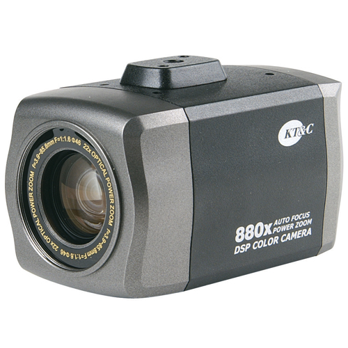 Zoom Camera KPC-ZA880PH VideoTrend