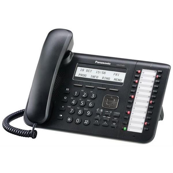 KX-DT543 24 TASTI NERO Panasonic