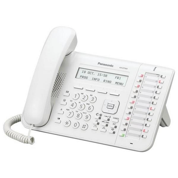 KX-DT543 24 TASTI BIANCO Panasonic