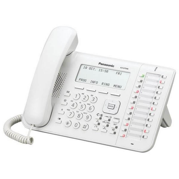 KX-DT546 24 TASTI BIANCO Panasonic