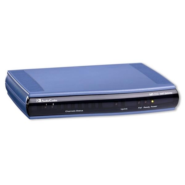 MediaPack 112 Analog Gateway 2FXS AUDIOCODES
