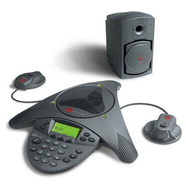 SoundStation VTX 1000+2 Mic+Subw Polycom