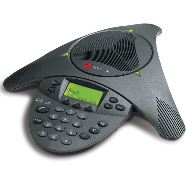 SoundStation VTX 1000 senza Mics e Subw. Polycom