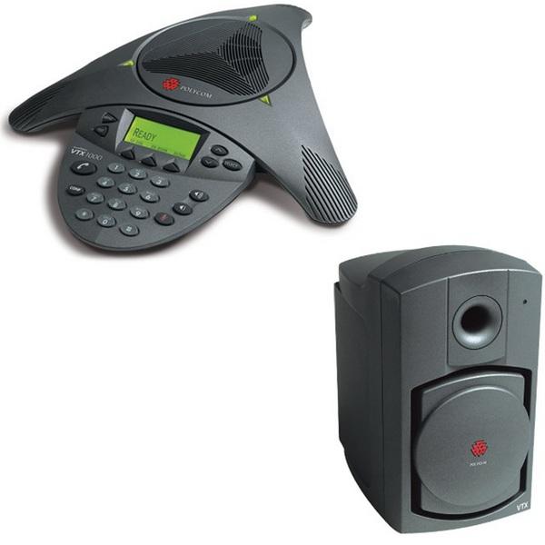 SoundStation VTX 1000  Mics EX non inc. Polycom
