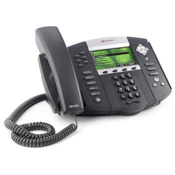 Polycom Soundpoint IP 650 senza alimen. Polycom