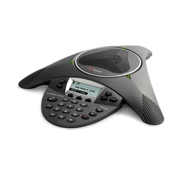 SoundStation IP6000 con alimentatore Polycom