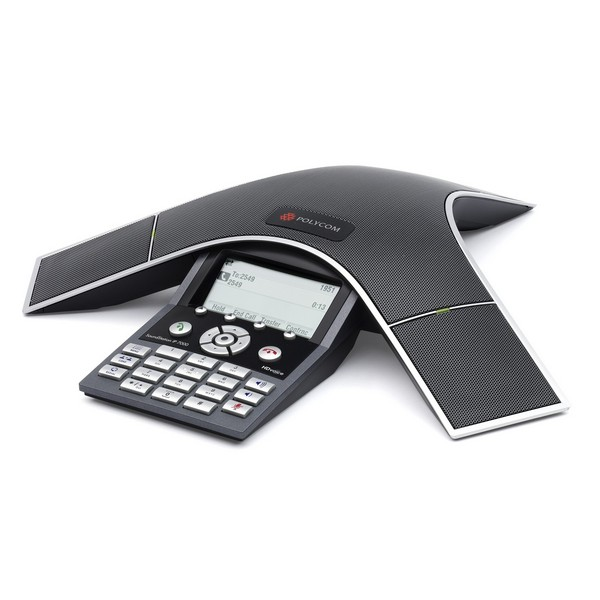 SoundStation IP 7000 con alimentatore Polycom