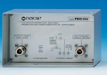 PRM 145 Microset