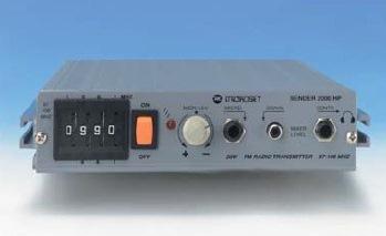 SENDER 2000 Microset