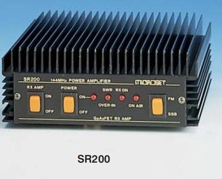 SR 200 Microset