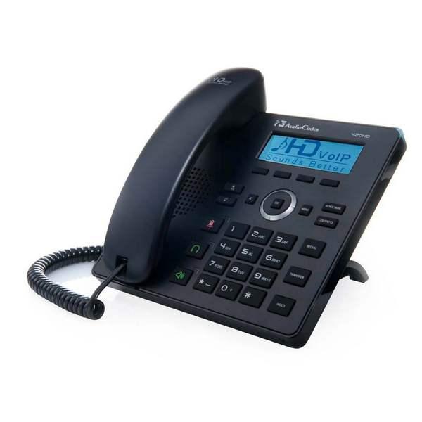 420HD IP-Phone PoE AUDIOCODES