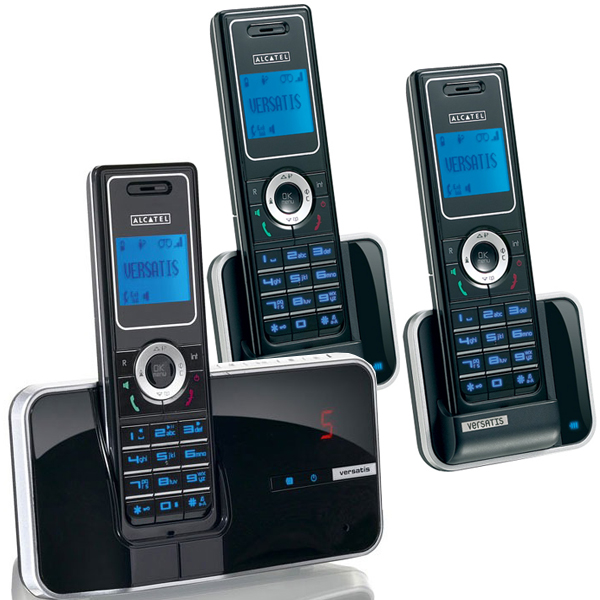 Versatis Slim 300 Voice Trio ALCATEL BUSINESS